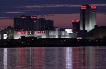 Bekas kota kasino Trump menghadapi kehancuran lagi