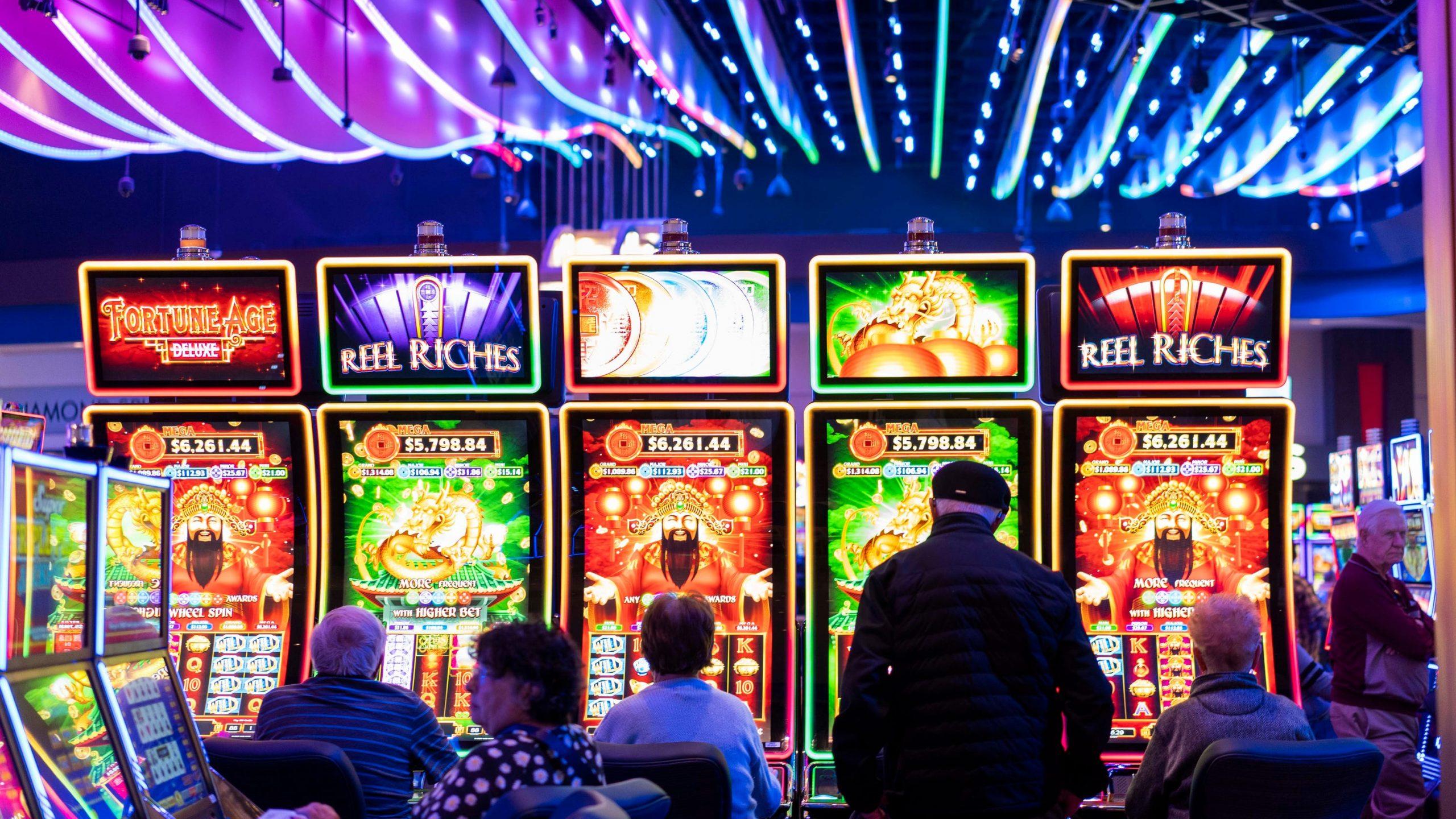 Kasino Desert Diamond West Valley dekat Glendale akan dibuka kembali pada 5 Juni