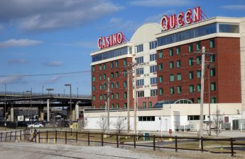 Gambling revenue from the Casino Queen is a major source of revenue for the city of East St. Louis.