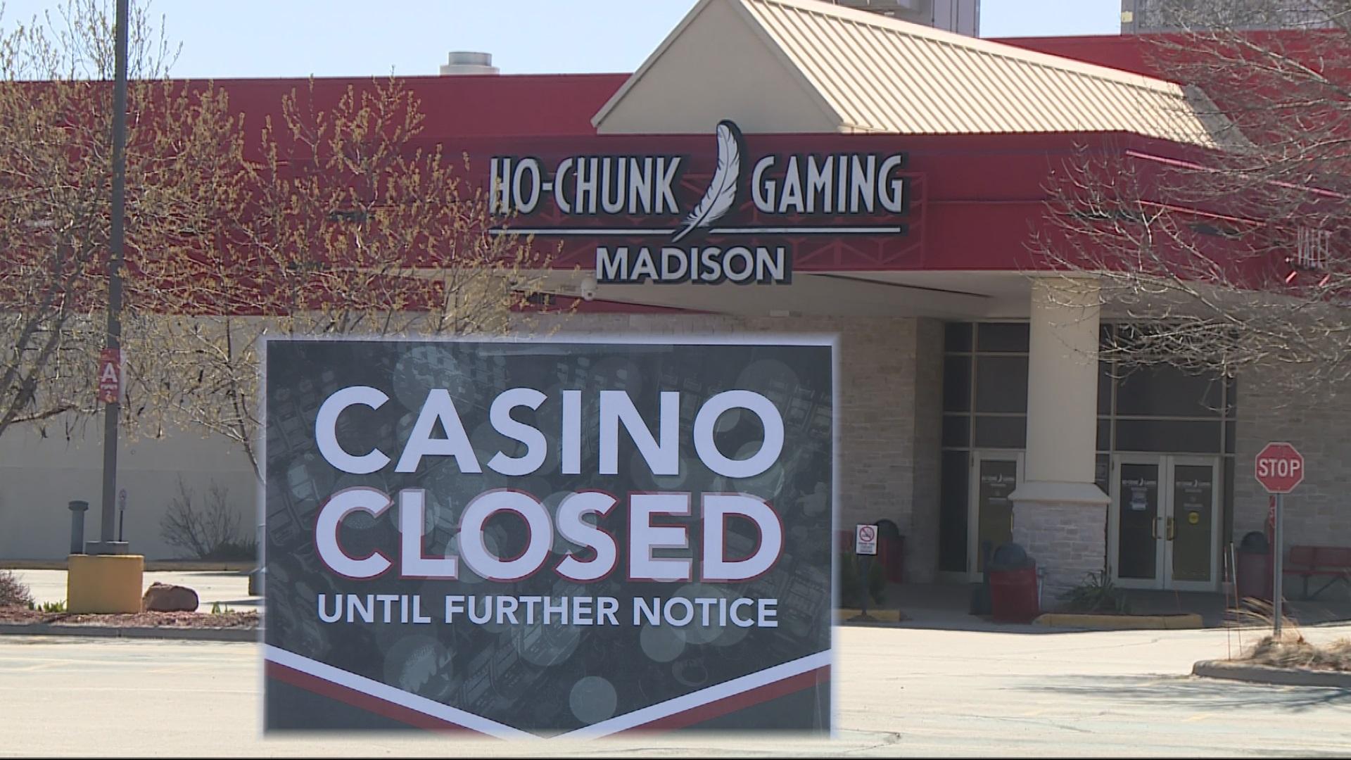 Penutupan kasino berarti pukulan finansial bagi komunitas Ho-Chunk
