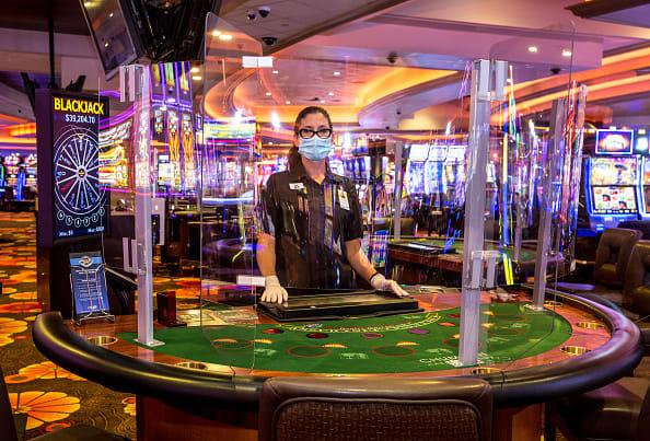 Coronavirus dapat mempengaruhi regulator untuk mengizinkan kasino mengucapkan selamat tinggal pada uang tunai