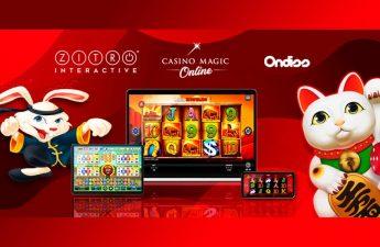 Aliansi Strategis Antara Zitro, Kasino Magic Online, dan Ondiss - Berita Industri Permainan Eropa