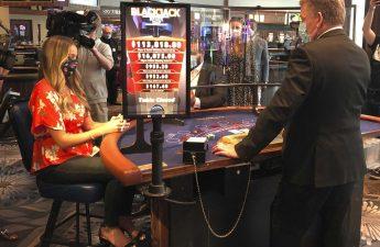 DOL: Kota-kota di dekat kasino memiliki rasio orang yang kembali bekerja lebih tinggi