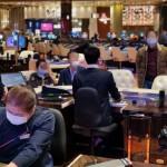 GGRAsia - uji keamanan Covid-19 untuk staf kasino Macau: govt