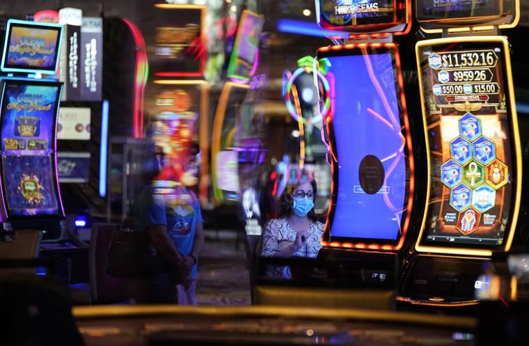 Las Vegas Advisor: Jadwal untuk pembukaan kasino bergeser