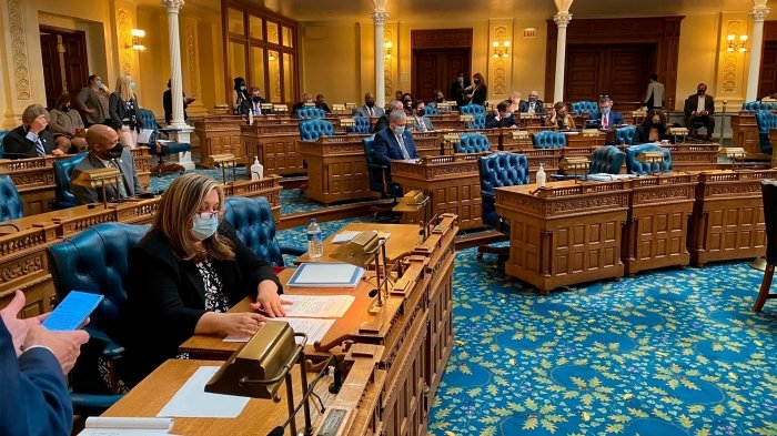 Anggota parlemen New Jersey menyetujui tagihan keringanan pajak kasino sementara