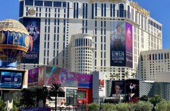 Hotel-kasino Planet Hollywood dibuka kembali pada 8 Oktober
