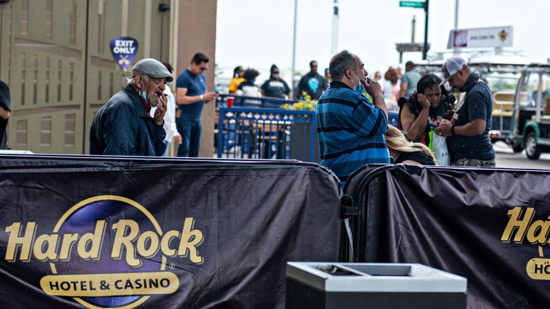 Merokok saat ini dilarang di kasino Atlantic City. Akankah itu kembali? | Kasino & Pariwisata