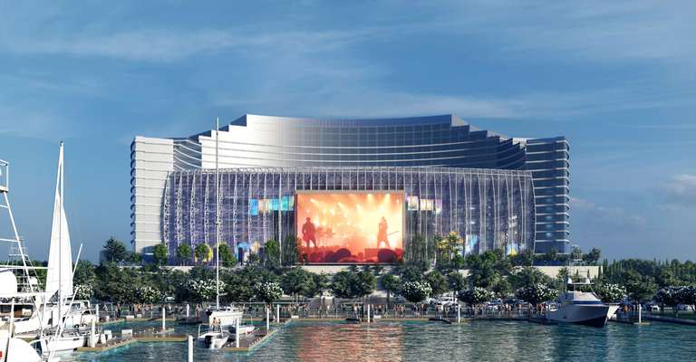 Berita besar di Biloxi: Resor kasino $ 1,2 miliar baru dari Universal Music sedang dalam pengerjaan | Hiburan / Kehidupan