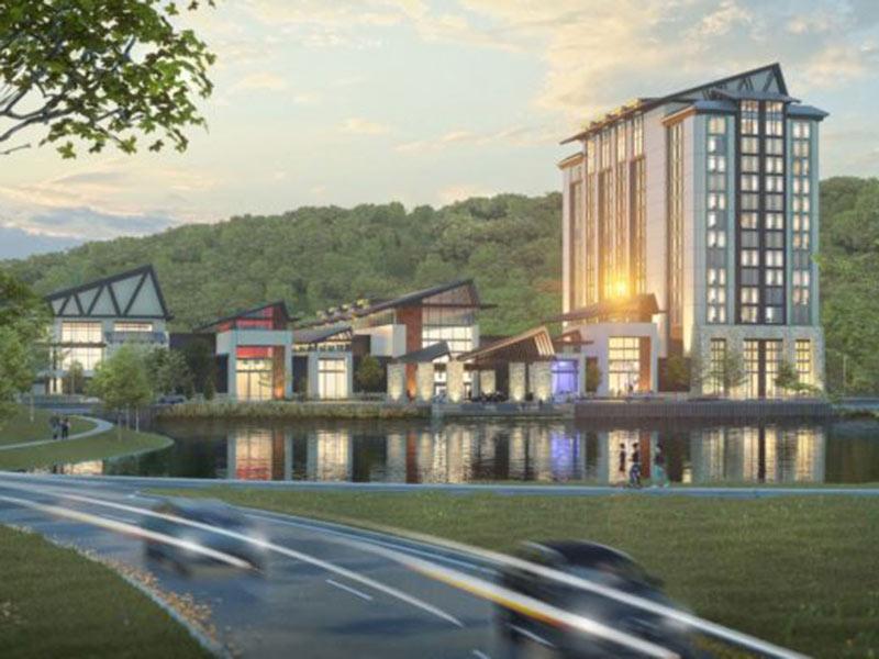 Cherokee Nation Businesses menggugat Gulfside atas 'lampiran' kasino di Arkansas