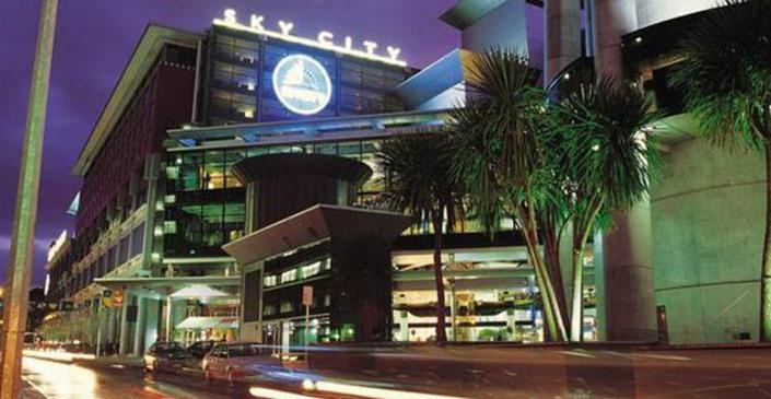 Selandia Baru di Puncak Dunia Kasino