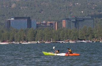 Lake Tahoe, Reno Casino, Bersiap Membuka Kembali Dengan Jarak Sosial Di Awal Juni - CBS San Francisco