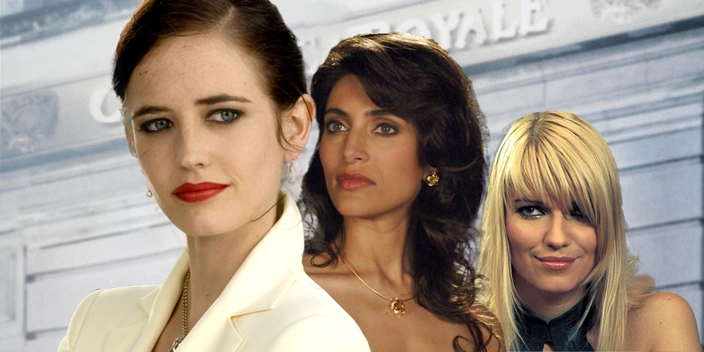 Casino Royale Is The Deadliest 007 Movie Untuk Bond Girls