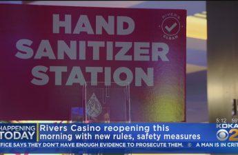 Rivers Casino Akan Dibuka Kembali Untuk Pertama Kali Dalam Beberapa Bulan - CBS Cleveland