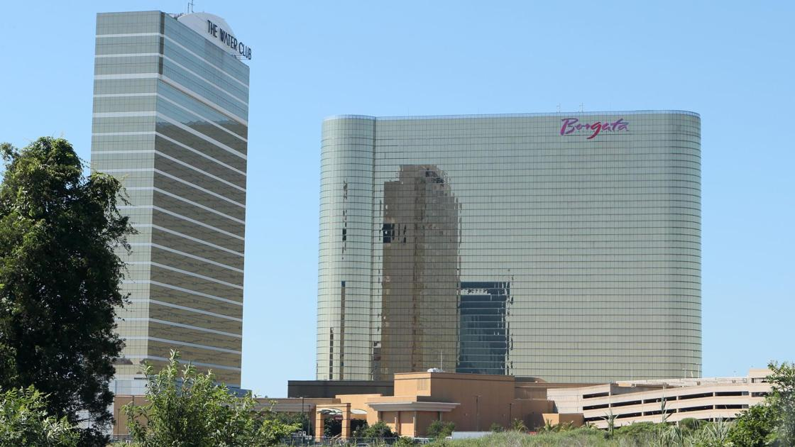 Tidak ada Borgata, tidak ada alkohol, tidak ada makan di dalam ruangan ketika kasino Atlantic City melanjutkan bisnis   Kasino & Pariwisata