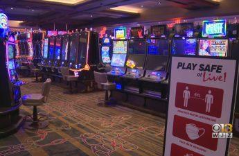 Laporan Menunjukkan Penurunan Signifikan Dalam Pendapatan Casino Maryland Meskipun Dibuka Kembali - CBS Baltimore