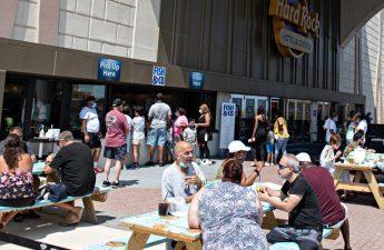 Makan di udara terbuka di kasino Atlantic City bisa menjadi 'normal baru' | Kasino & Pariwisata