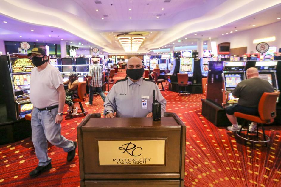 Pandemi Coronavirus menguras pendapatan kasino Iowa sekitar 20% | Berita
