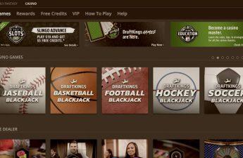 Lima Game Kasino DraftKings Yang Mendapat Skor Besar Dengan Penggemar Olahraga