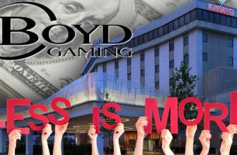 Boyd Gaming menjaga biaya kasino tetap rendah, keuntungan tinggi pasca pandemi