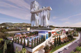 Mohegan Gaming diberikan lisensi untuk mengembangkan Resor dan Kasino Terpadu pertama di Yunani