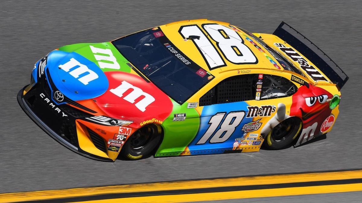 NASCAR Playoffs di Kansas peluang, prediksi: Mengejutkan 2020 Hollywood Casino 400 memilih dari model yang terbukti