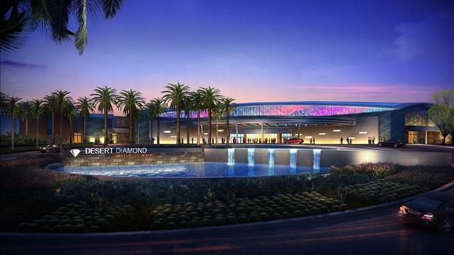 Desert Diamond Casino West Valley di Arizona