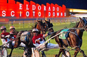 Eldorado Gaming Scioto Downs Pintu Masuk dan Gambar Pacuan Kuda